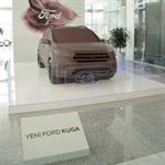 Çikolata Heykelli Ford Kuga Ankara Congresium'da!