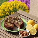 Clean Baking: Glutenfreier Zitronen-Mandelkuchen
