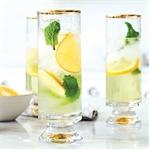 Cocktail mit Minzsirup von Jeanine Donofrio
