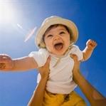 Çocukların Güneşe Hiç Çıkarılmaması Doğru Değil