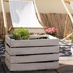 DIY Kräuterkiste für den Balkon