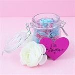 DIY Muttertagsgeschenk: Lemon-Coconut Sugar Scrub