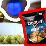 Doritos 2.0 Risk Dili Mavi Yapan Cips Sosu