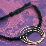 dreifacher Kreis Armband