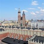 Ein Wochenende in Krakau