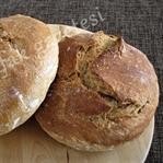 Ekşi Maya-Doğal Maya İle Tam Buğday Ekmeği Tarifi