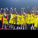 Fenerbahçe Euroleague Şampiyonu