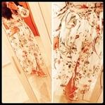 Floral/Çiçek Desenli Elbise Modelleri