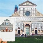 Floransa, Bolonya ve Venedik'teki Kırtasiyeler