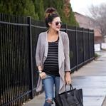Hamilelikte Giyinmenin Püf Noktaları