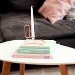 How to den Wohnzimmertisch dekorieren