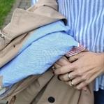 Jeans, Trenchcoat & Streifen