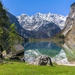 Königssee: Von Salet zur Fischunkelalm am Obersee