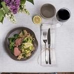 Lammkronen mit Quinoa Salat