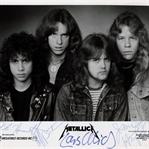 Metallica İle İlgili Bilmediğiniz 13 Şey