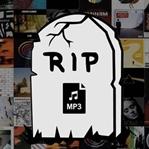 MP3 Resmi Olarak Tarihe Gömüldü