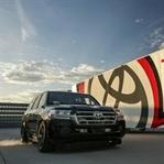 O Model, 2000 Beygirle Dünyanın En Hızlı SUV'u