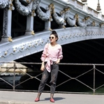 Paris Outfit Day 1