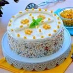Pasta Görünümlü Kuskus Salatası Tarifi
