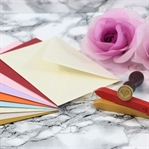 Post mit Briefsiegel veredeln