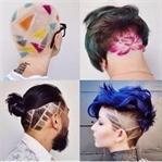 Renkli Saç Dövmesi Nedir? Nasıl Yapılır?