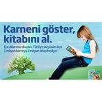 İş Bankası'ndan Karneni Getir Kitabını Al