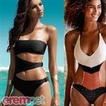 Sezonun Bikini ve Mayo Trendleri