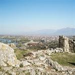 Shkodër und die Burg Rozafa