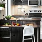 Şık Mutfaklar İçin: Ankastre Renkli Buzdolabı