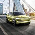 Škoda'nın İlk Elektrikli Konsepti Vision E
