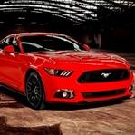 Spor Otomobilde Dünya En Çok Ford Mustang'i Sevdi