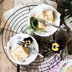 Streuselkuchen mit Marillen