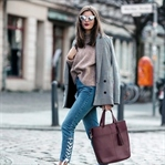 Styling Tipps: Laid Back Office Look