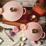 Toz Pembe Koleksiyonuyla Mutfaklar Çiçek Açıyor!