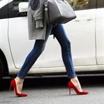Trend: Kırmızı Ayakkabı