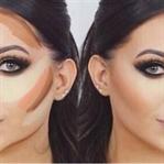 Yüz Kontürleme Makyajı ve Highlight Teknikleri