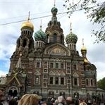 48 Stunden in Sankt Petersburg