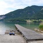 Ausflug an den Wolfgangsee