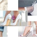 Beyaz Ayakkabı Nasıl Kombinlenir?