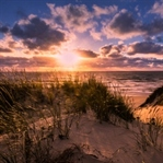 Camping am Strand an Portugals Westküste