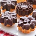 Çikolata Kaplamalı Kek Tarifi