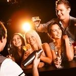 Dünya Alkollü İçki Tüketimi Azaldı