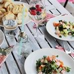 Efrischender Sommersalat