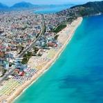 En Güzel Alanya Plajları