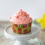 Erdbeer Mascarpone Cupcakes