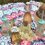 Gartenernte: Holunderblütensirup