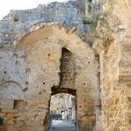 Grotten und Ruinen in Valkenburg