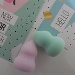 H&M İkili Mini Makyaj Süngerleri