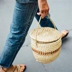 Hasır Çanta Modası