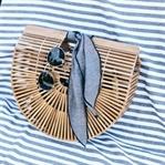 Hasır Çanta Trendi